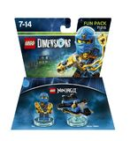 LEGO Dimensions Fun Pack - Ninjago: Jay (All Formats) for