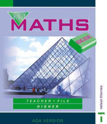 Key Maths GCSE: Teacher File: Higher: AQA Version by David Baker