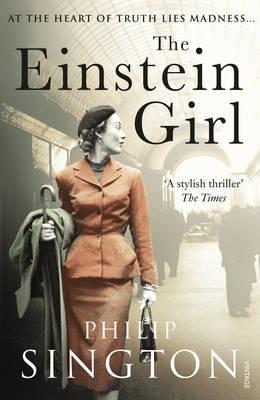 The Einstein Girl by Philip Sington image