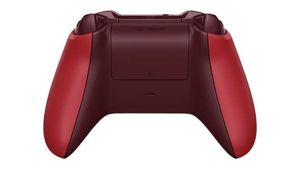 Xbox One Wireless Controller - Red (with Bluetooth) for Xbox One image