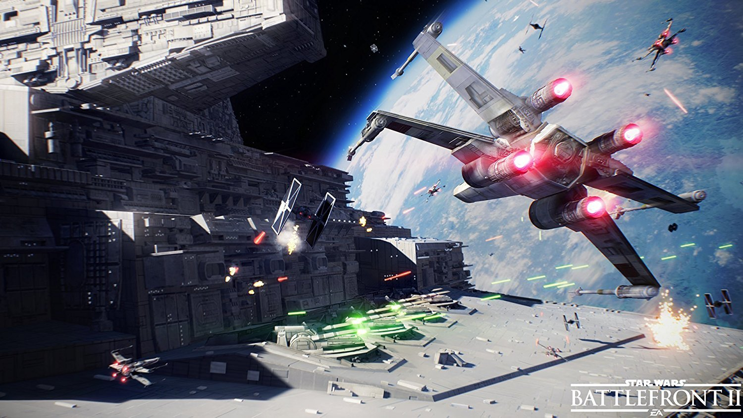Star Wars: Battlefront II for PS4 image