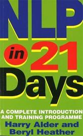 NLP In 21 Days by Harry Alder image