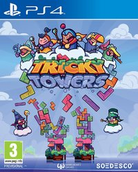 Tricky Towers for PS4