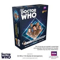 Doctor Who: 11th Doctor & Companions