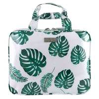 Wicked Sista: Greenery Large Hold All Cosmetic Bag