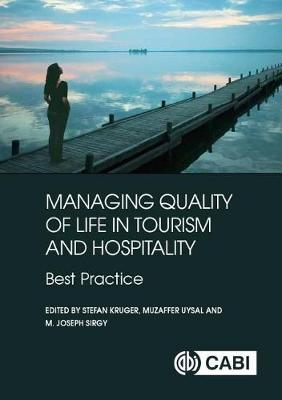Managing Quality of Life in Tourism and Hospitality image