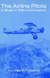 The Airline Pilots by George E. Hopkins image
