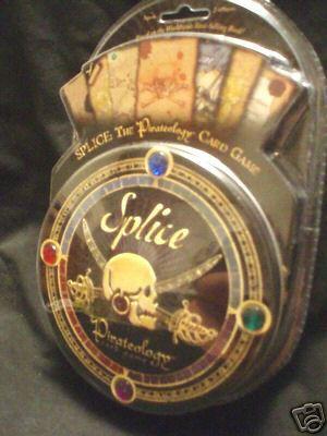 Pirateology Splice Card Game image