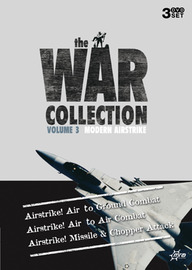 War Collection, The - Vol. 3: The Fighters And Bombers Of WWII (3 Disc Box Set) on DVD image