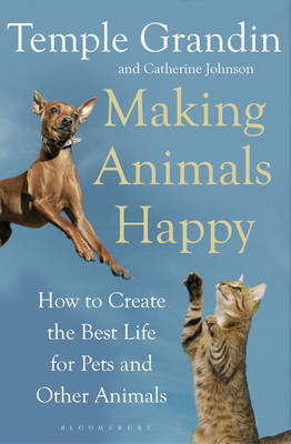 Making Animals Happy by Temple Grandin image