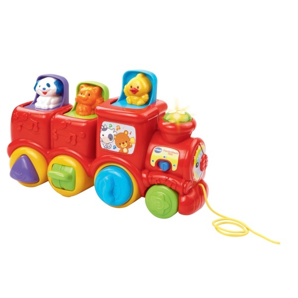 VTech Pop Up Train