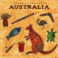 Putumayo Presents: Australia by Various Artists