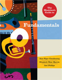 The Musician's Guide to Fundamentals by Jane Piper Clendinning image