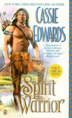 Spirit Warrior by Cassie Edwards image