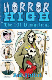 The 101 Damnations by Paul Stafford image
