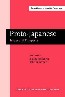 Proto-Japanese