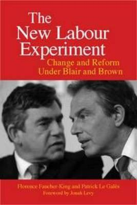 The New Labour Experiment by Florence Faucher-King image