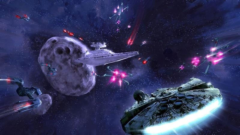 Star Wars Battlefront - Renegade Squadron (Essentials) for PSP image
