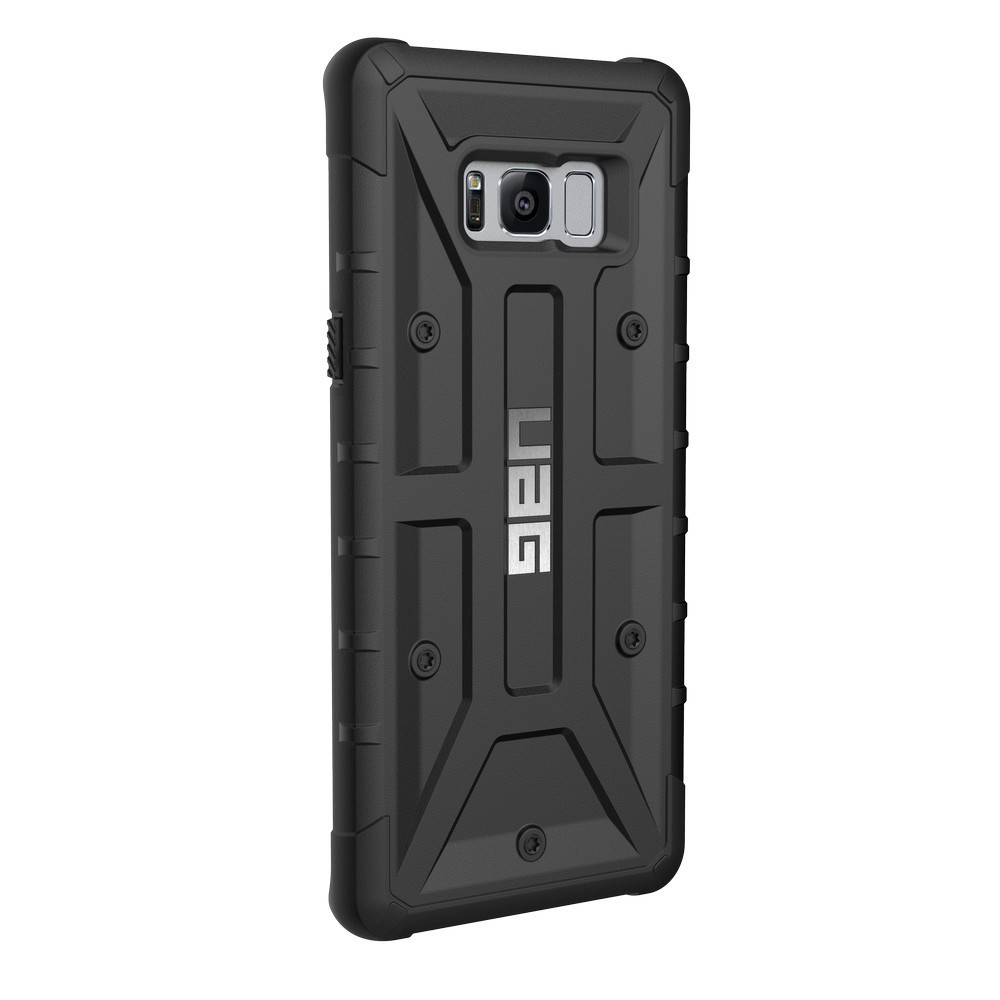 info for 31901 10c12 UAG Pathfinder Case for Galaxy S8 Plus (Black/Black)