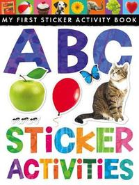ABC Sticker Activities by Little Tiger Press