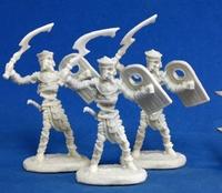 Dark Heaven Bones - Mummy Warrior (3-pc) image