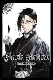 Black Butler, Volume 15 by Yana Toboso