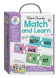 Building Blocks: Match and Learn Words Cards