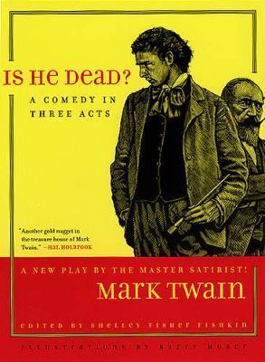 Is He Dead? by Mark Twain ) image