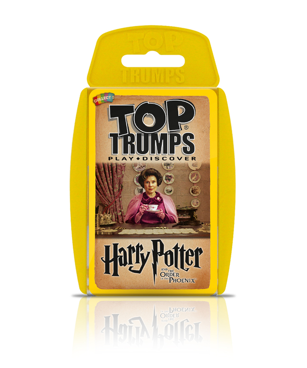 Top Trump: Harry Potter and the Order of the Phoenix