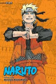 Naruto (3-in-1 Edition), Vol. 22 by Masashi Kishimoto