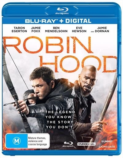 Robin Hood (2018) (Blu-ray/Digital) on Blu-ray