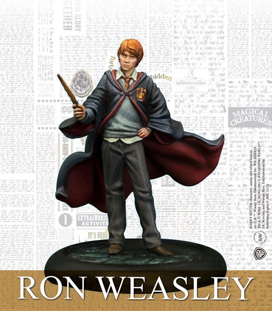 Harry Potter: Miniatures Adventure Game - Core Set image
