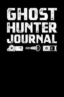 Ghost Hunter Journal by Fourth Wall Journals image
