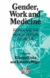 Gender, Work and Medicine image