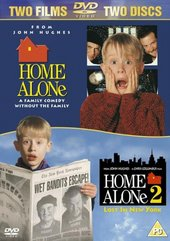 Home Alone/home Alone 2 (2 Disc) on DVD