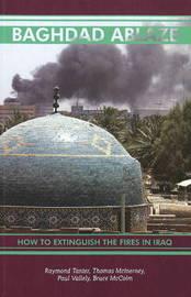 Baghdad Ablaze by Raymond Tanter image