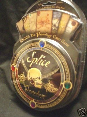 Pirateology Splice Card Game