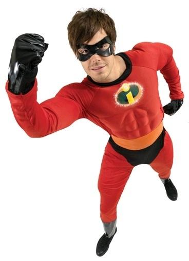 Mr Incredible Costume (XL)