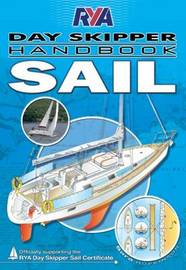 RYA Day Skipper Handbook - Sail by Sara Hopkinson image