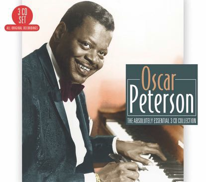 The Absolutely Essential Collection (3CD) by Oscar Peterson