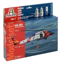 Italeri: 1/72 HH-60J U.S. Coast Guard - Model Kit