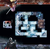 Star Wars: Imperial Assault: Nelvaanian War Zone Playmat