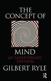The Concept of Mind by Gilbert Ryle image