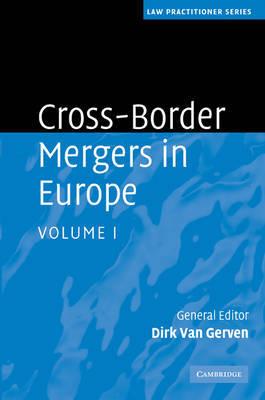 Cross-Border Mergers in Europe image