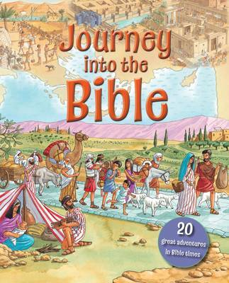 Journey into the Bible by Lois Rock image