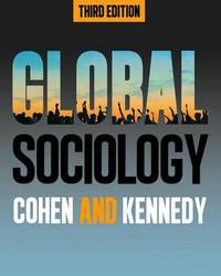 Global Sociology by Robin Cohen