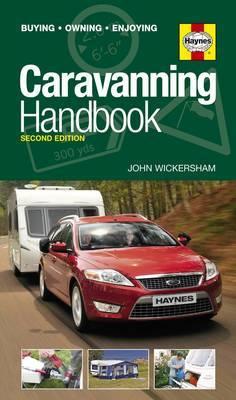 Caravanning Handbook by John Wickersham image
