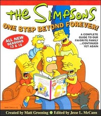The Simpsons One Step Beyond Forever by Matt Groening