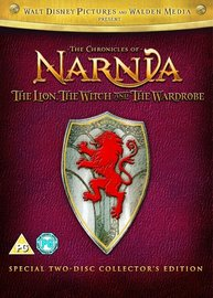 The Chronicles of Narnia: The Lion, The Witch and The Wardrobe Special Two-Disc Collector's Edition on DVD