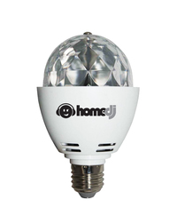 HomeDJ Magic Genie LED Effect Lighting - Edison Screw